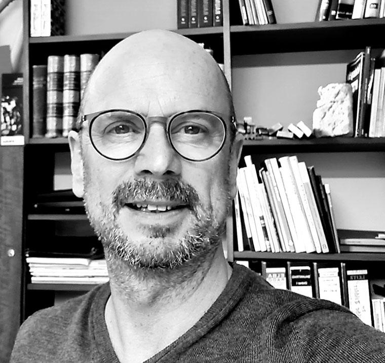 Architekt Markus Tönnissen, Inhaber des Architekturbüros Markus Tönnissen in Kleve