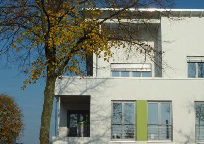 Errichtung von 2 Mehrfamilienhäusern mit Gewerbefläche, Kleve, Architekturbüro Markus Tönnissen