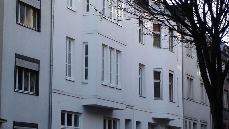 Energetische Modernisierung eines historischen Gebäudes, Kleve