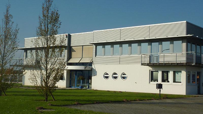 Neubau Umwelttechnik Jansen, Goch