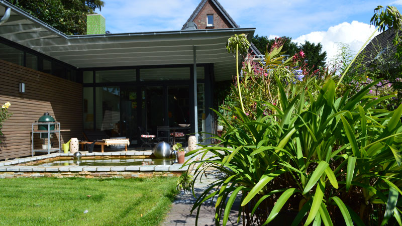 Wohnhaus mit besonders erhaltenswerter Bausubstanz