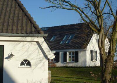 Denkmalpflegerischer Umbau eines Wohnhauses in Kalkar-Wissel, Architekturbüro Markus Tönnissen in Kleve